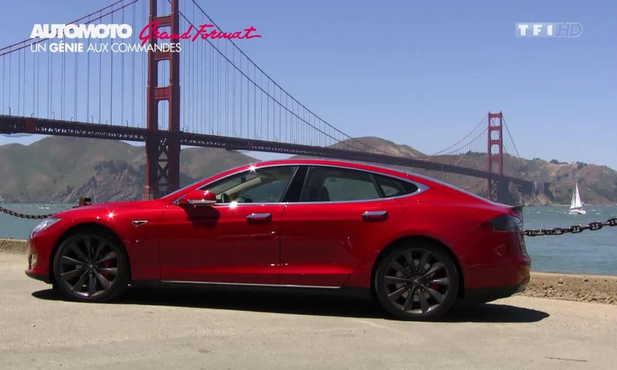 Grand Format : Tesla, le pari gagnant de l'électrique