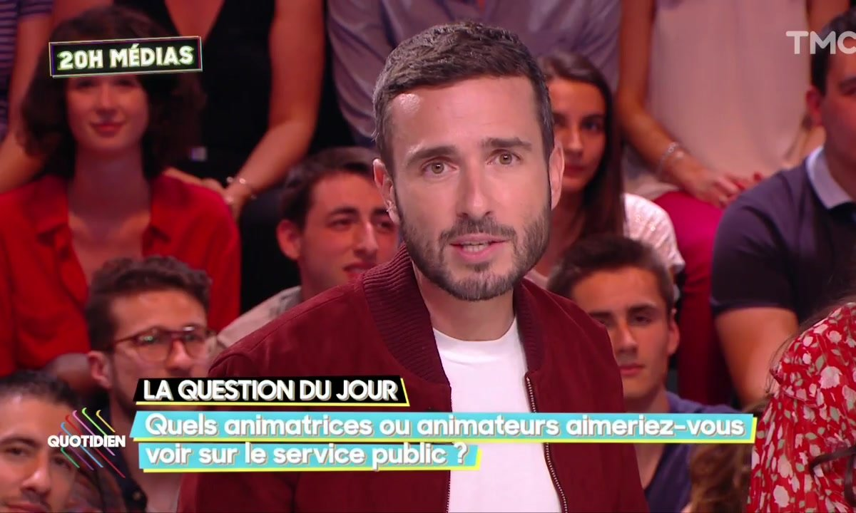 La grande consultation, question 2 : qui aimeriez-vous voir sur le service public ?
