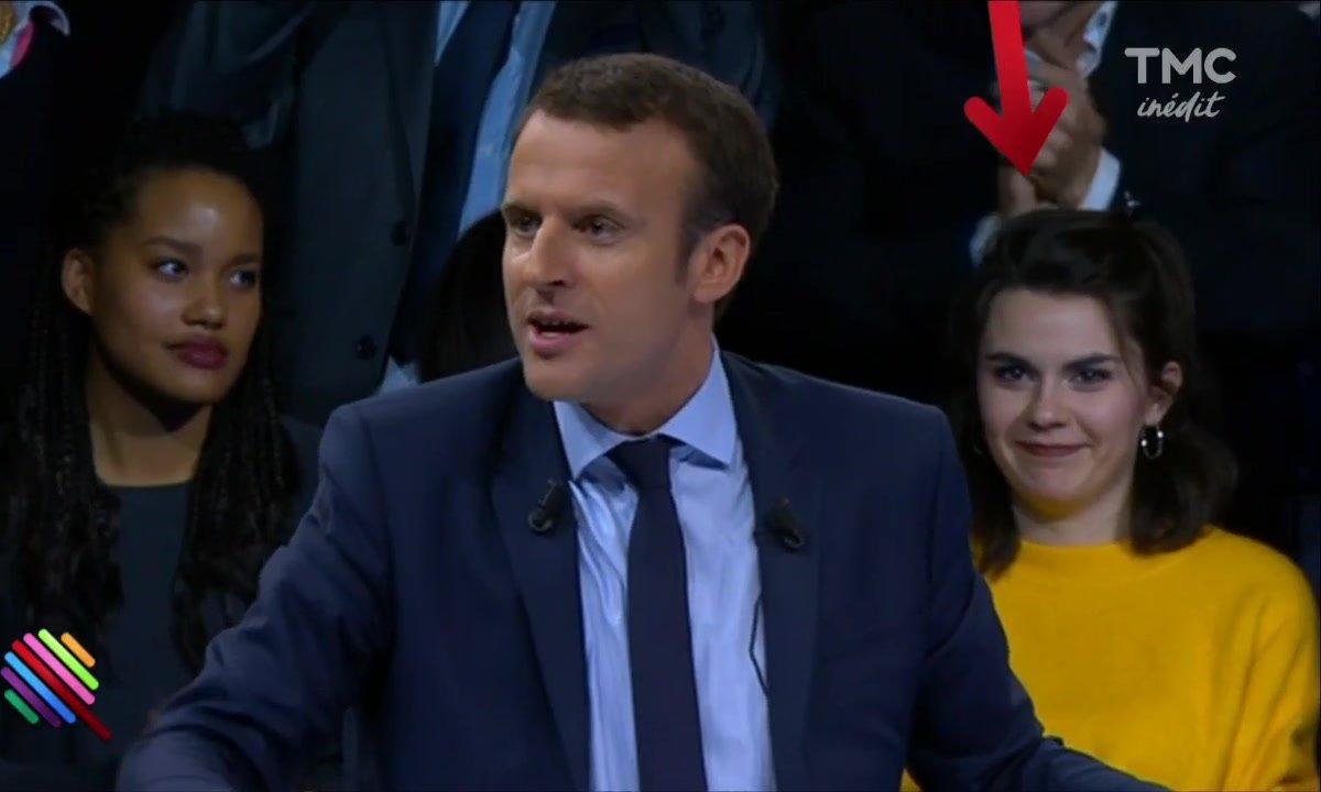 La grande messe d'Emmanuel Macron