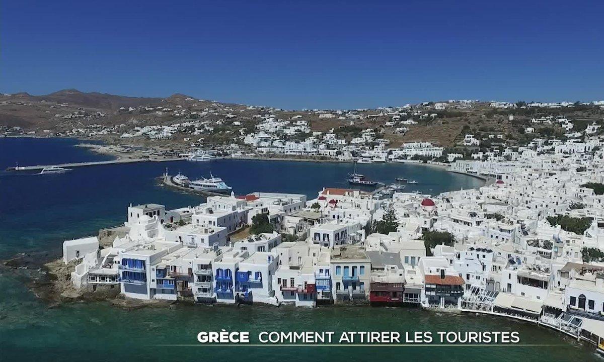 Grèce : comment Mykonos prépare le retour des touristes
