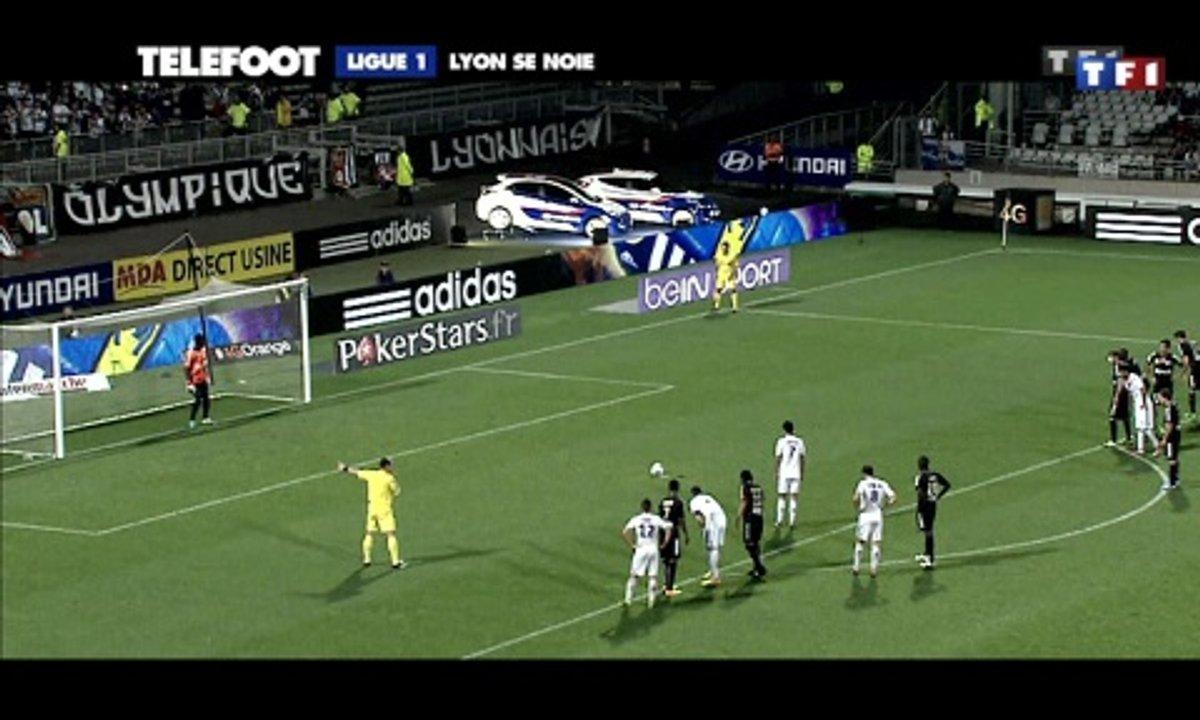 OL-Reims : Lyon se noie