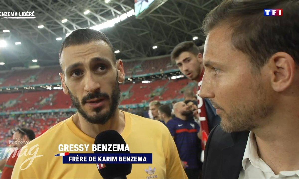 """""""Tout le travail qu'il a fourni paye"""" : la réaction du frère de Benzema sur le doublé de Karim"""