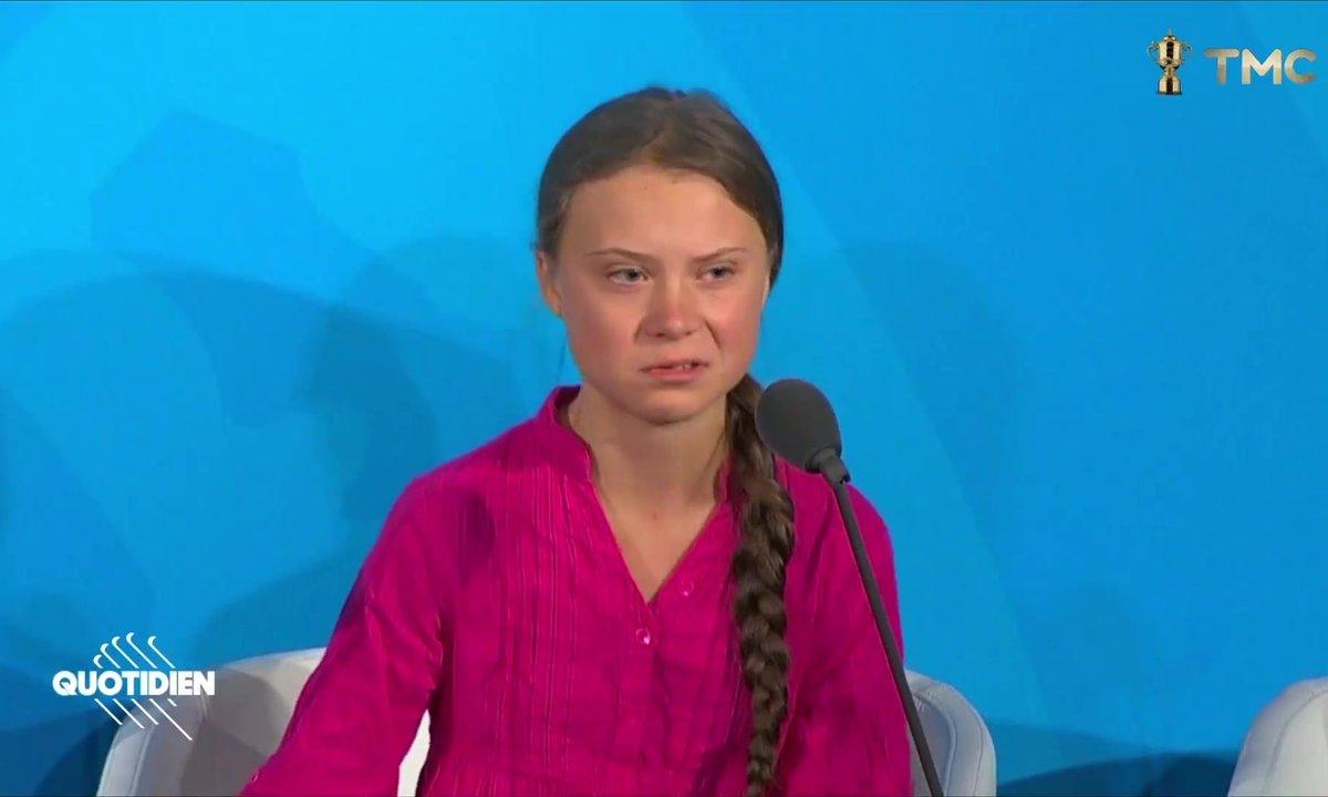 Greta Thunberg est-elle en train de devenir la caricature d'elle-même ?