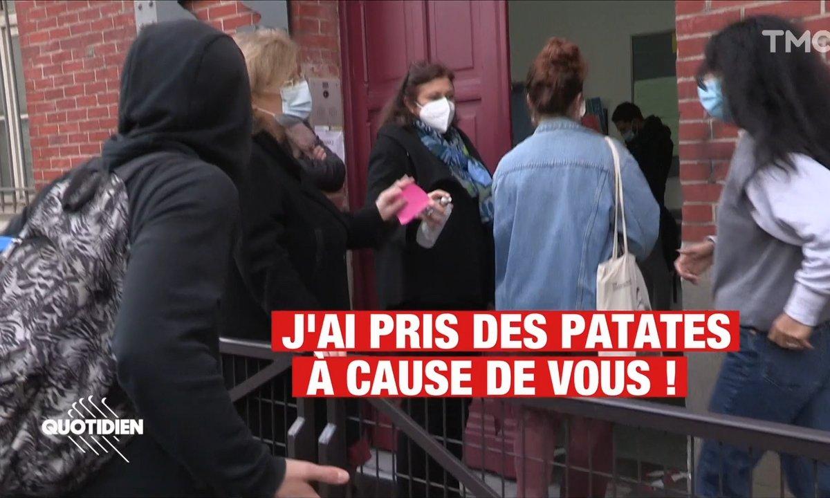 """""""Grève sanitaire"""" dans les établissements scolaires : une journée de mobilisation sous tension"""