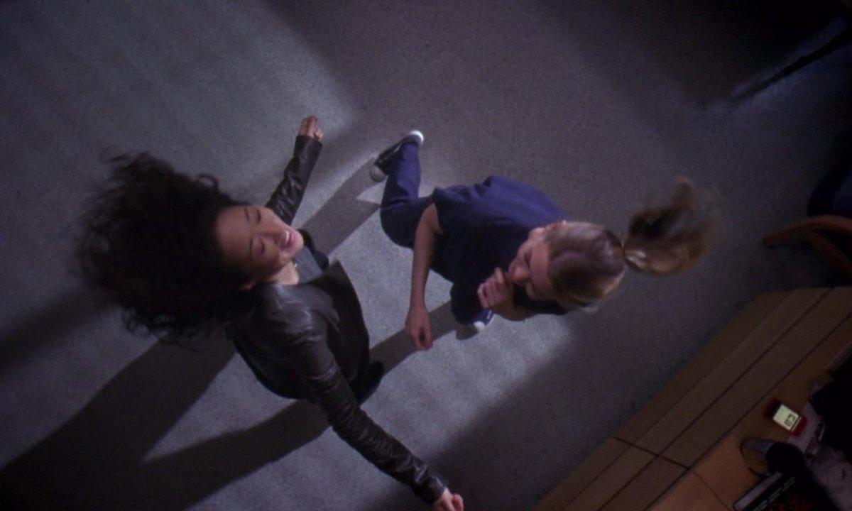 Cristina et Meredith : Juste une dernière danse