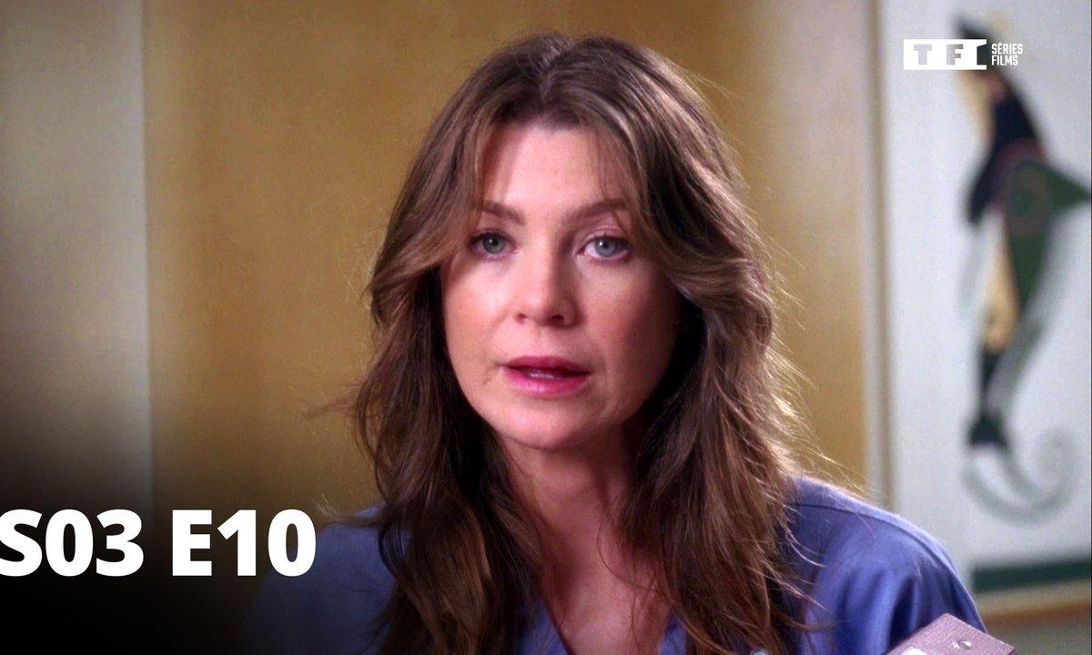 Grey's anatomy - S03 E10 - Affaires de famille