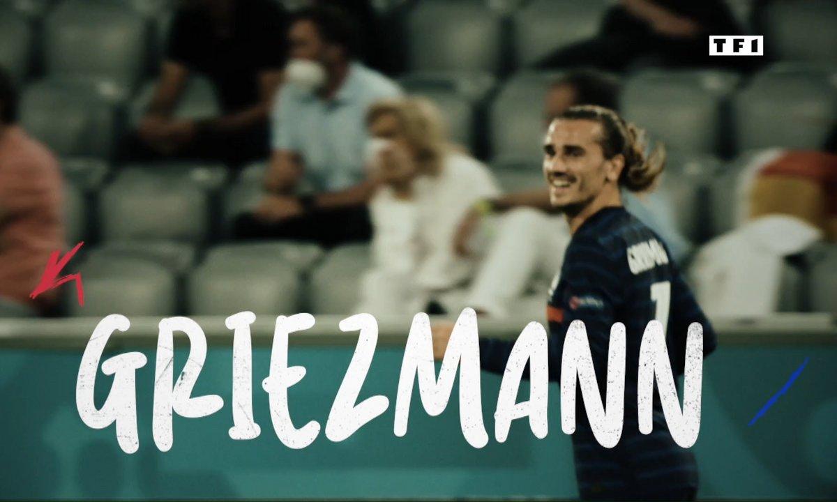 """Antoine Griezmann et l'Euro : """"C'est là où mon nom à commencer à rentrer dans la tête des fans"""""""