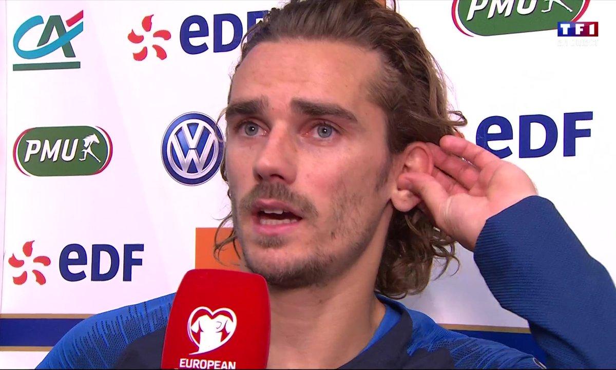 """Griezmann su rson penalty raté : """"C'est chiant"""""""