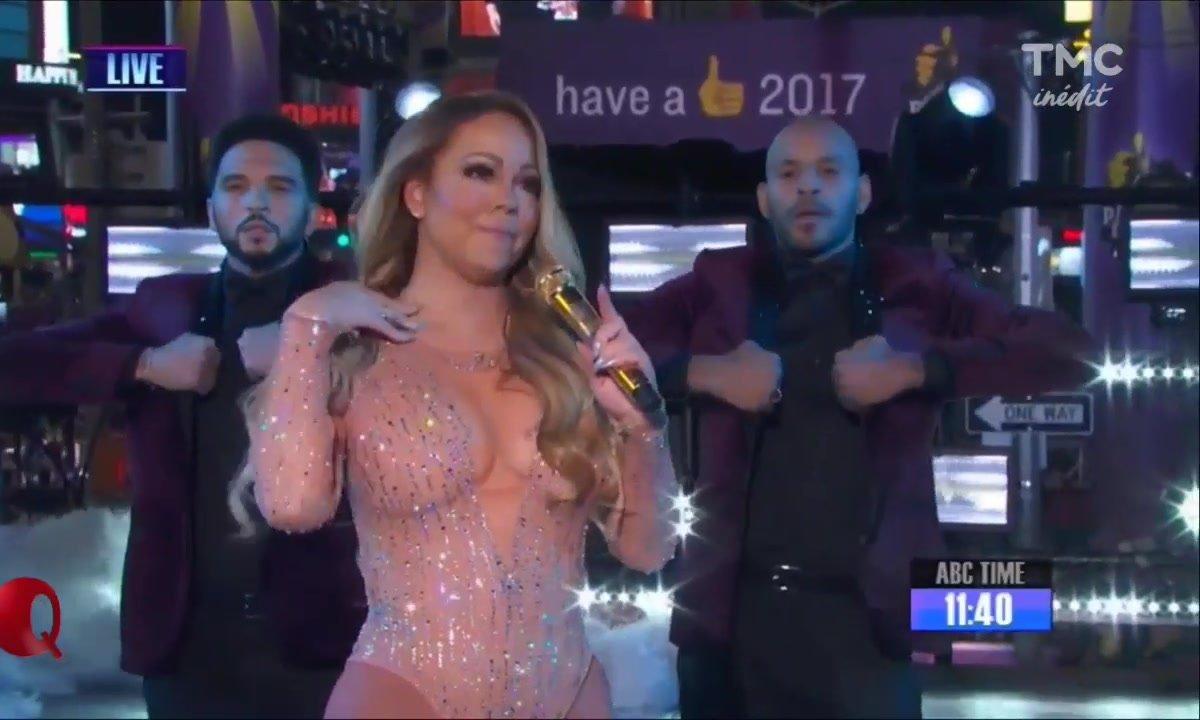 Le petit Q - La grosse foirade de Mariah Carey