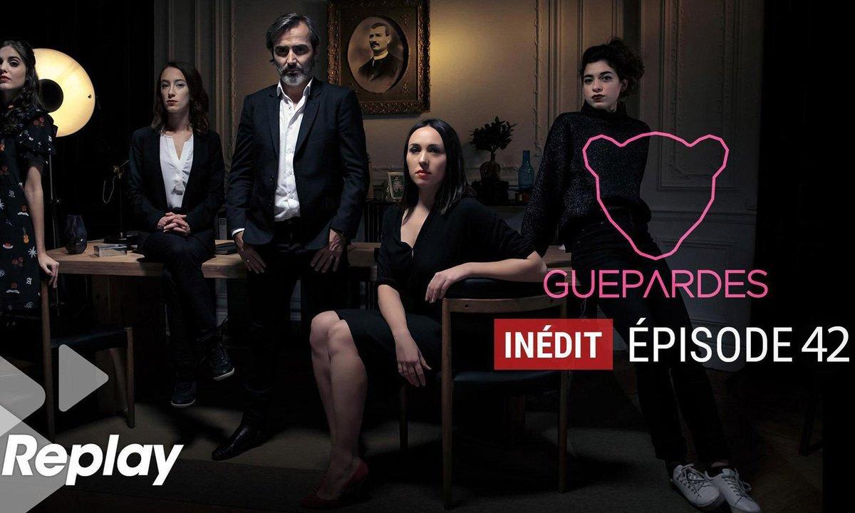 Guépardes - Episode 42 - Il ne manque jamais d'os dans la maison de la hyène