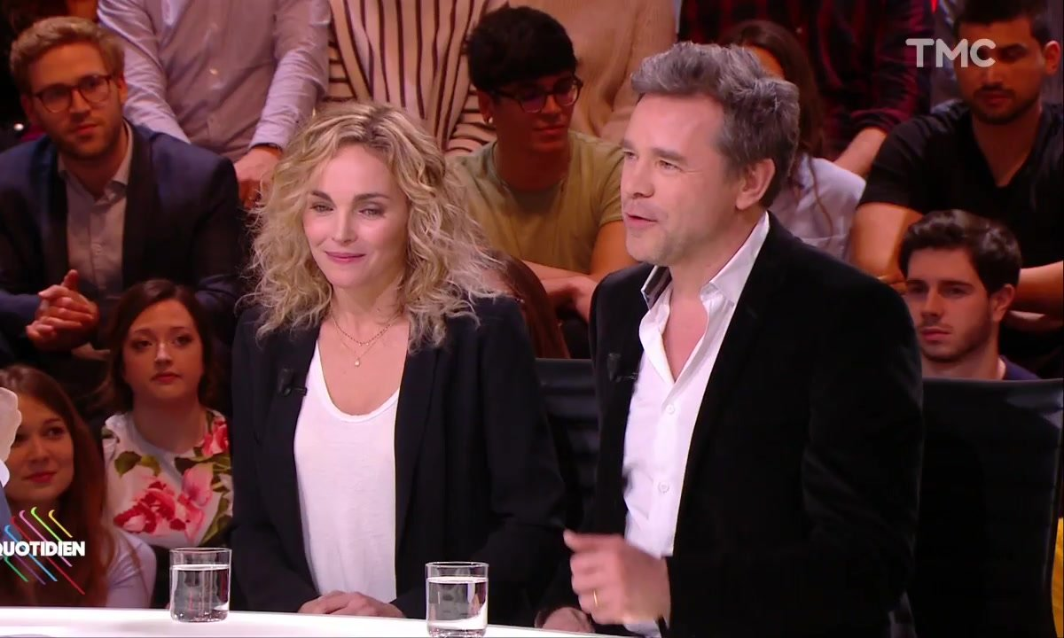 Invités : Guillaume de Tonquédec et Claire Keim font visiter leur « Garçonnière »