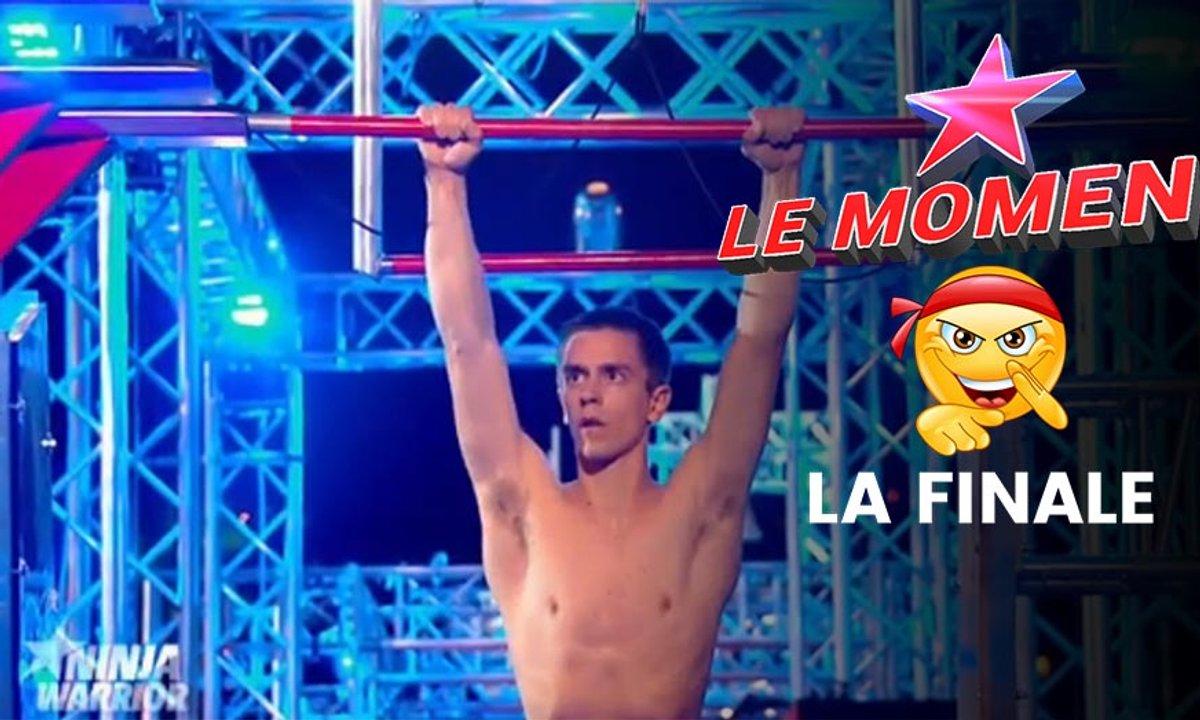 Dernière ligne droite : Guillaume Moro s'élance en finale - Ninja Warrior