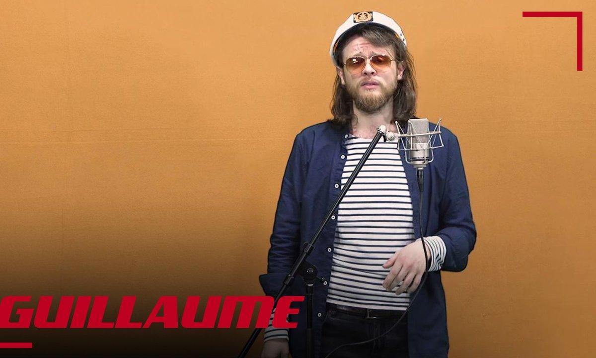La Vox des talents : Guillaume   Love Boat Theme