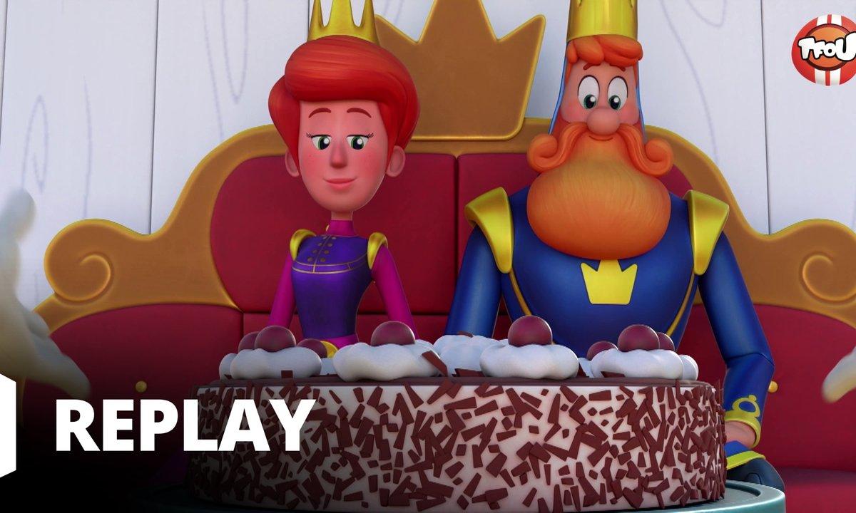 Gus le chevalier minus - C'est pas de la tarte