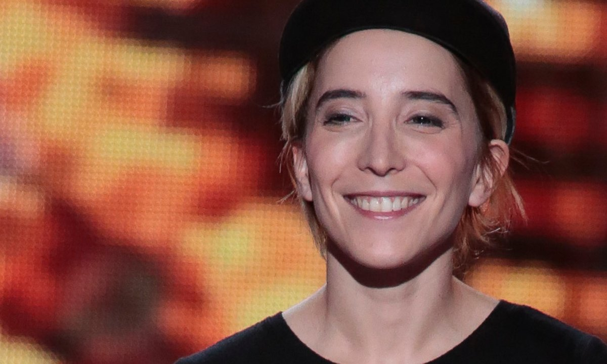 "THE VOICE 2020 - Gustine chante ""Les yeux revolver"" de Marc Lavoine"