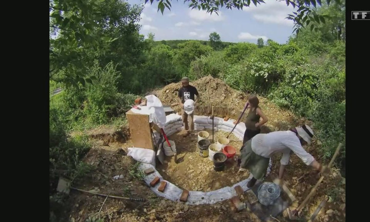 Habitons demain - Eco-Dôme en terre