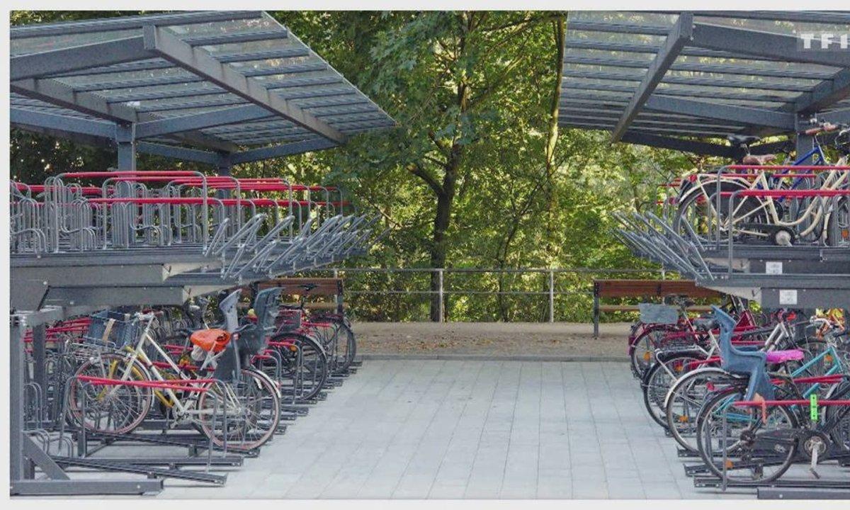 Habitons demain - Les immeubles sans parking
