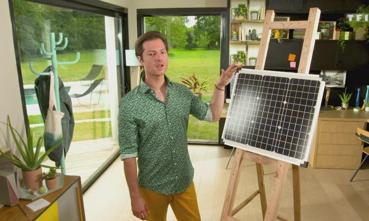 Habitons demain - Panneaux solaires d'intérieur
