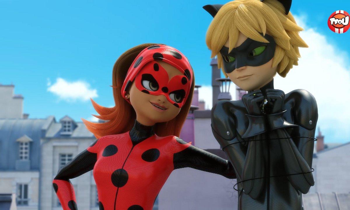 Miraculous - Les aventures de Ladybug et Chat Noir - Hack-San - Extrait