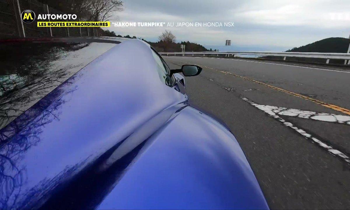 """Les Routes Extraordinaires : """"Hakone Turnpike"""" Au Japon en Honda NSX"""