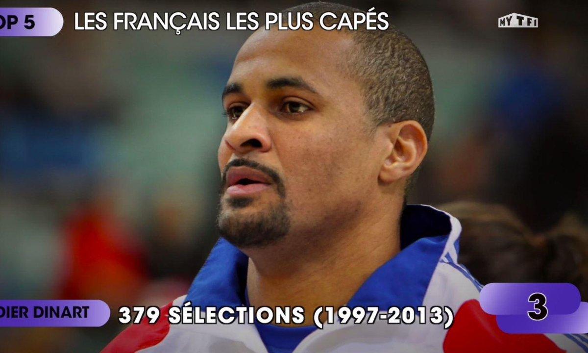 Equipe de France : les joueurs les plus capés de l'histoire