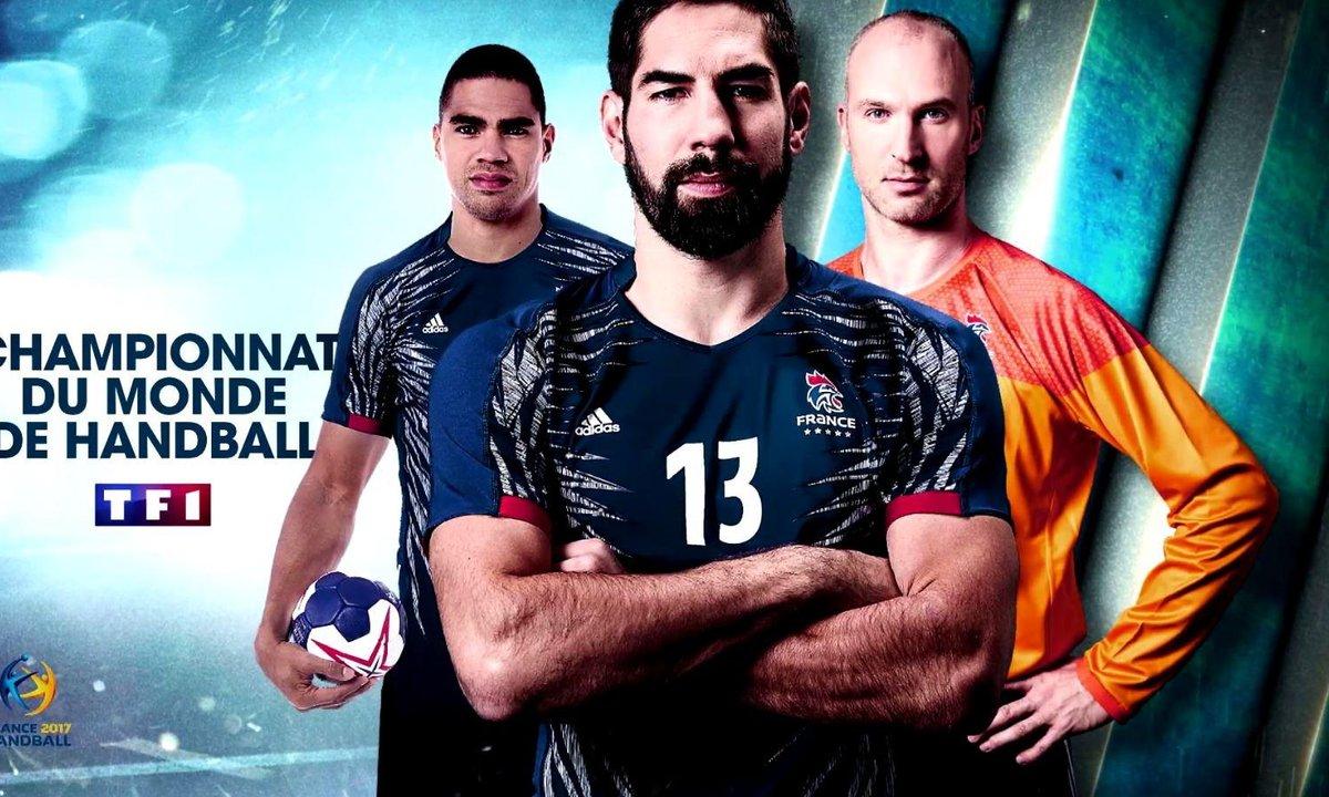 Evènement : Suivez le Championnat du monde de Handball sur TF1