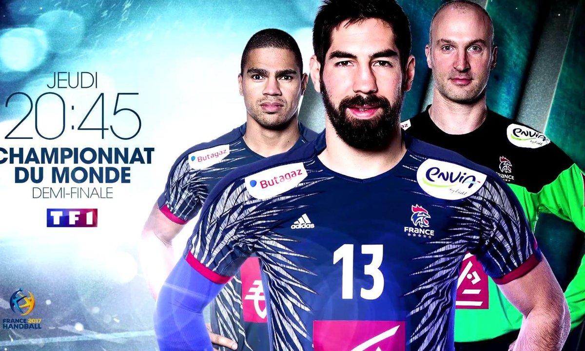 Evènement : Suivez la demi-finale France-Slovénie sur TF1