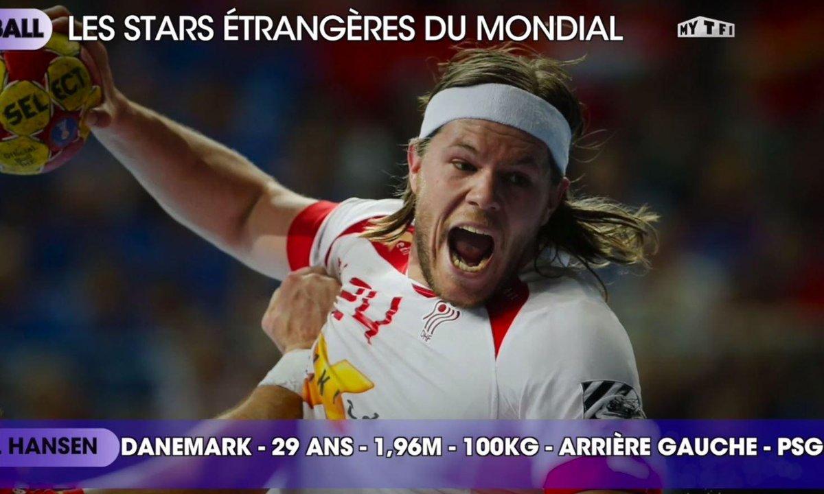 Top 5 : Les stars étrangères du Championnat du monde