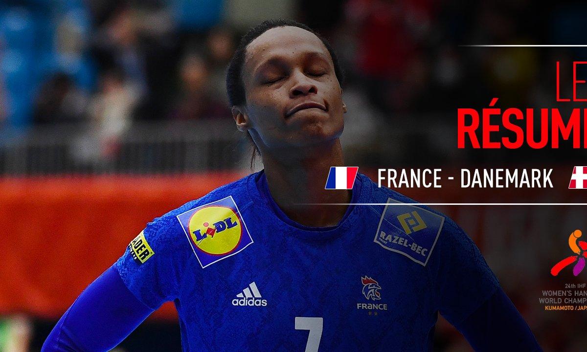 France - Danemark : Voir le résumé du match en vidéo