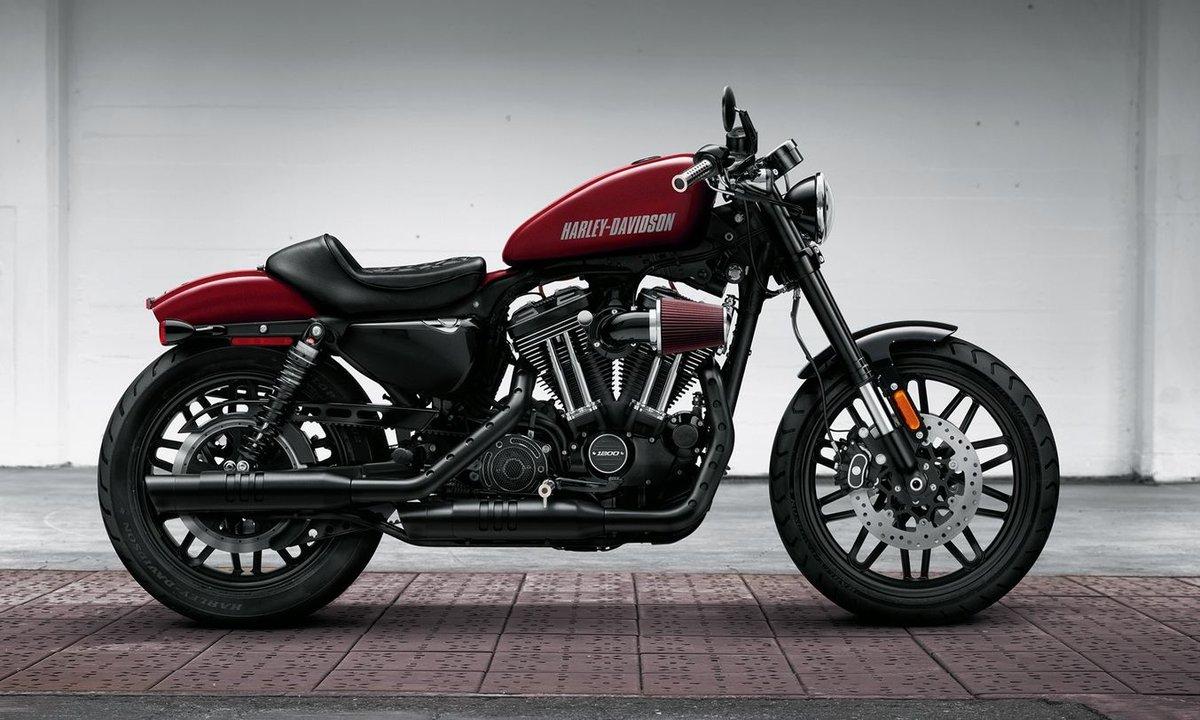 Le nouveau Roadster 2016 d'Harley Davidson
