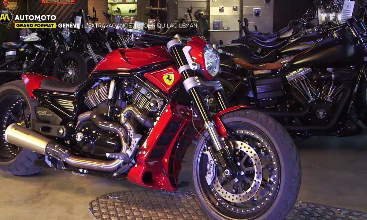 Vida Loca Choppers : Quand la Suisse customise les Harley-Davidson