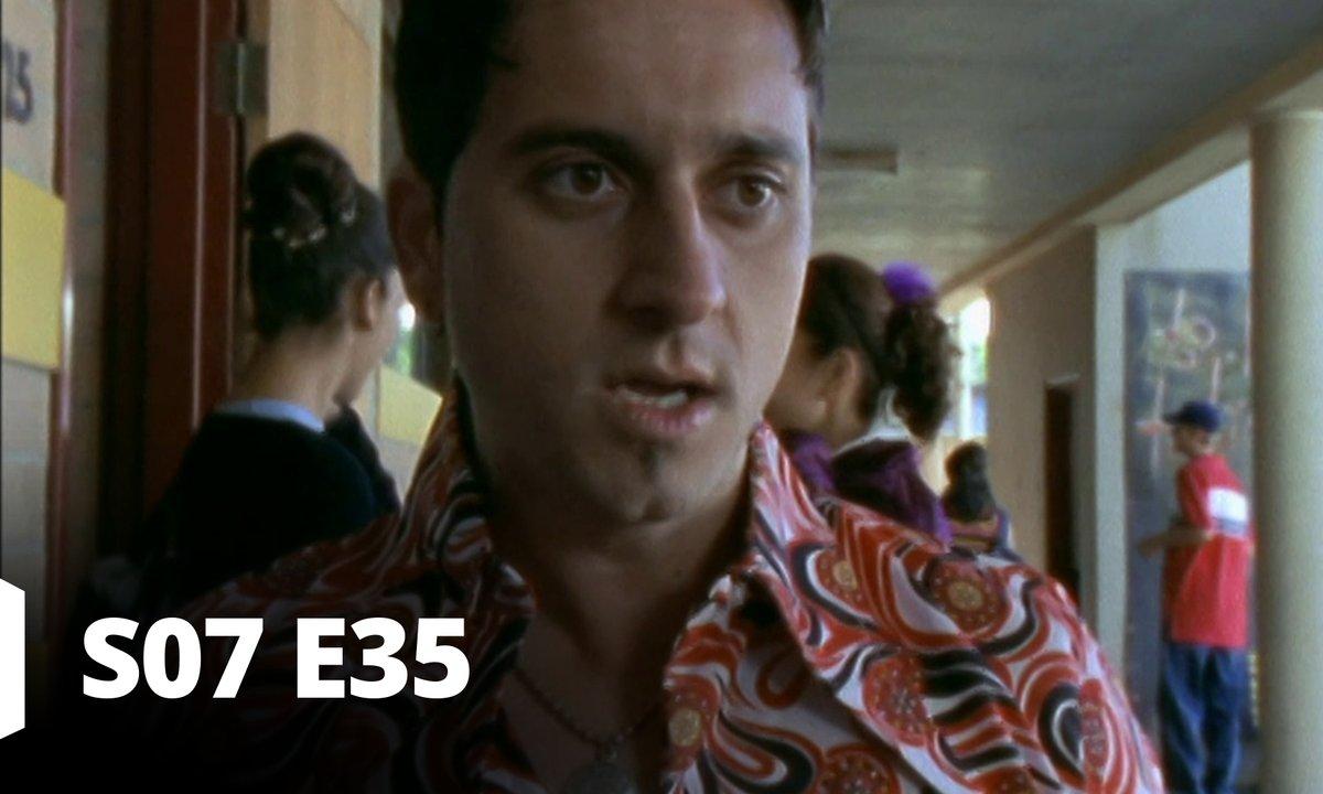 Hartley, coeurs à vif - S07 E35 - Le mexicain