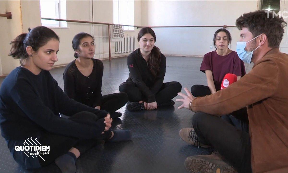 Haut Karabagh: à Stepanakert, la capitale, la vie tente de reprendre son cours