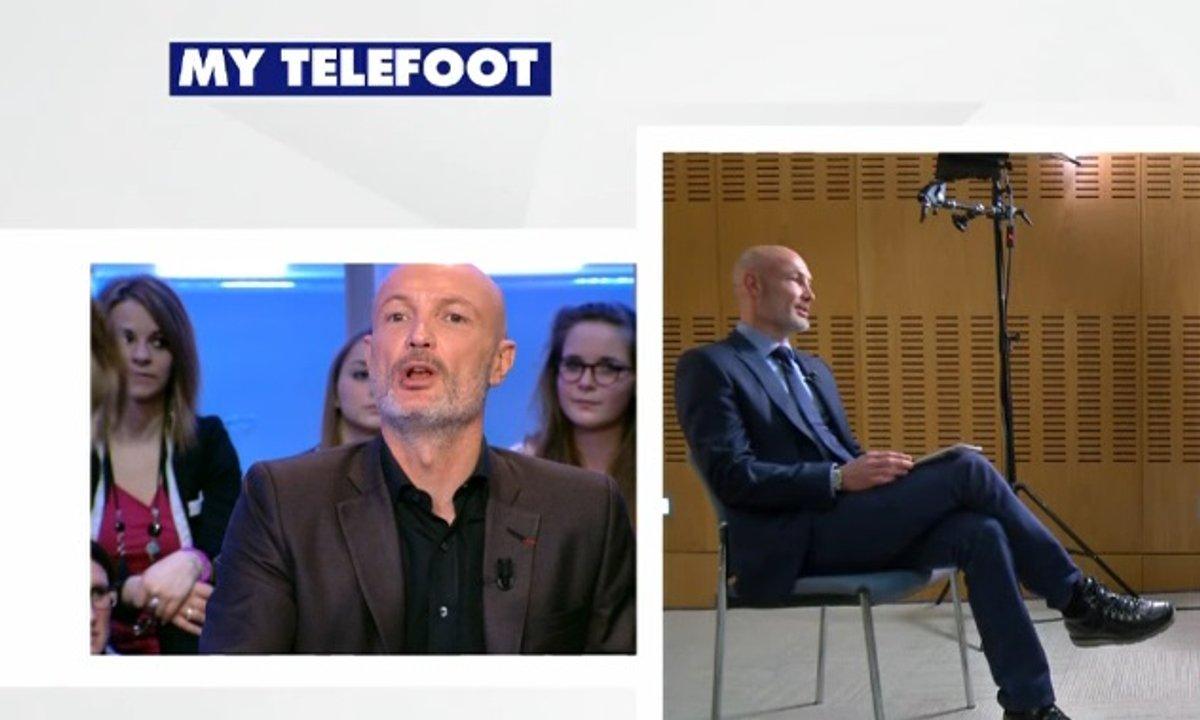MyTELEFOOT - Bonus : les coulisses de l'interview d'Hazard