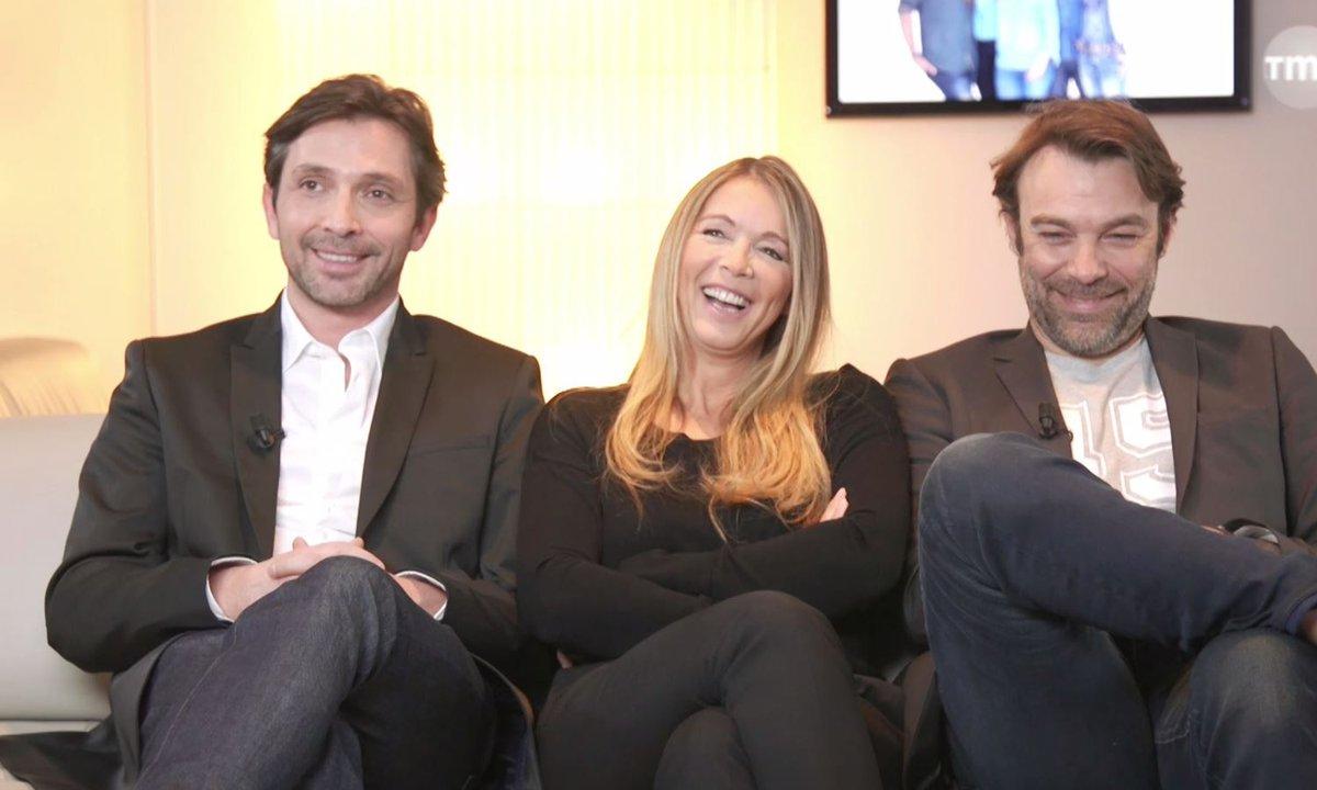 """""""La 12ème saison s'annonce passionnante"""" selon Hélène Rollès, Patrick Puydebat et Sébastien Roch"""