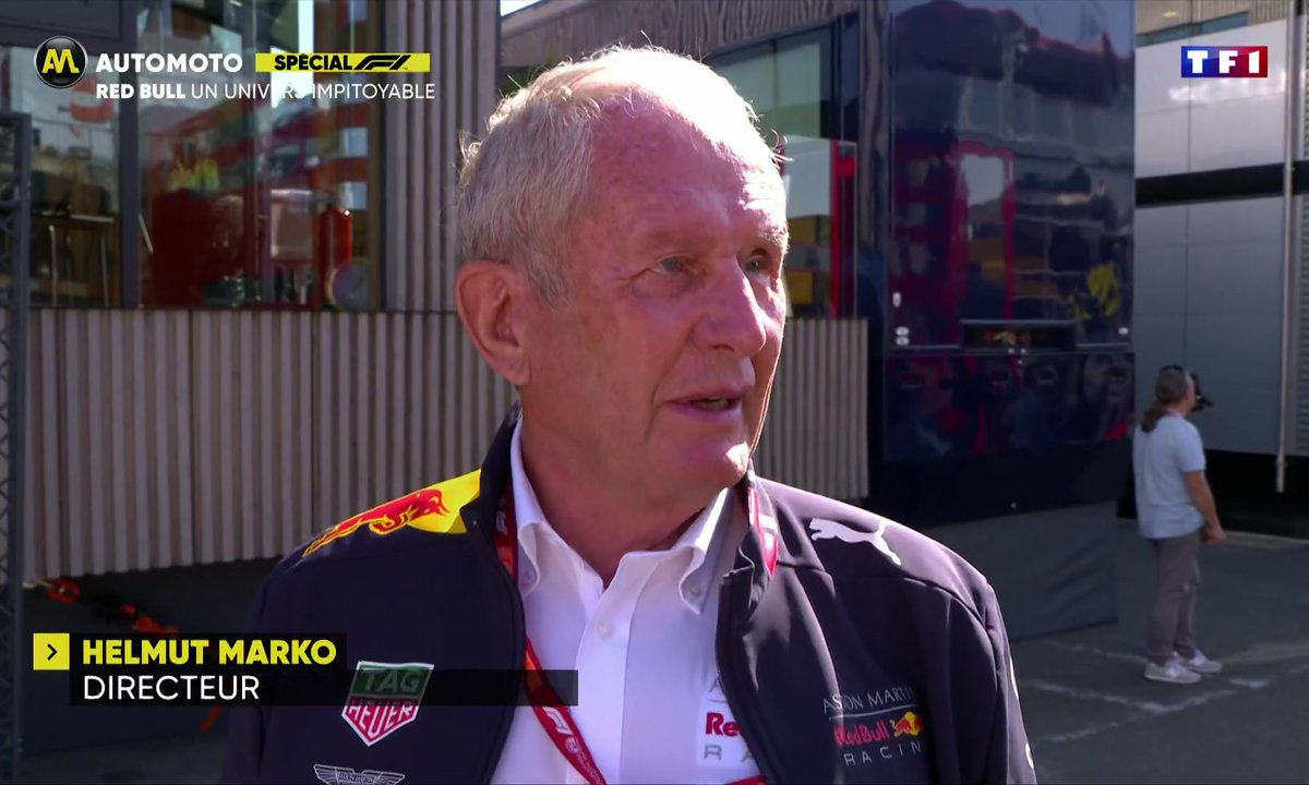 Red Bull : un univers impitoyable