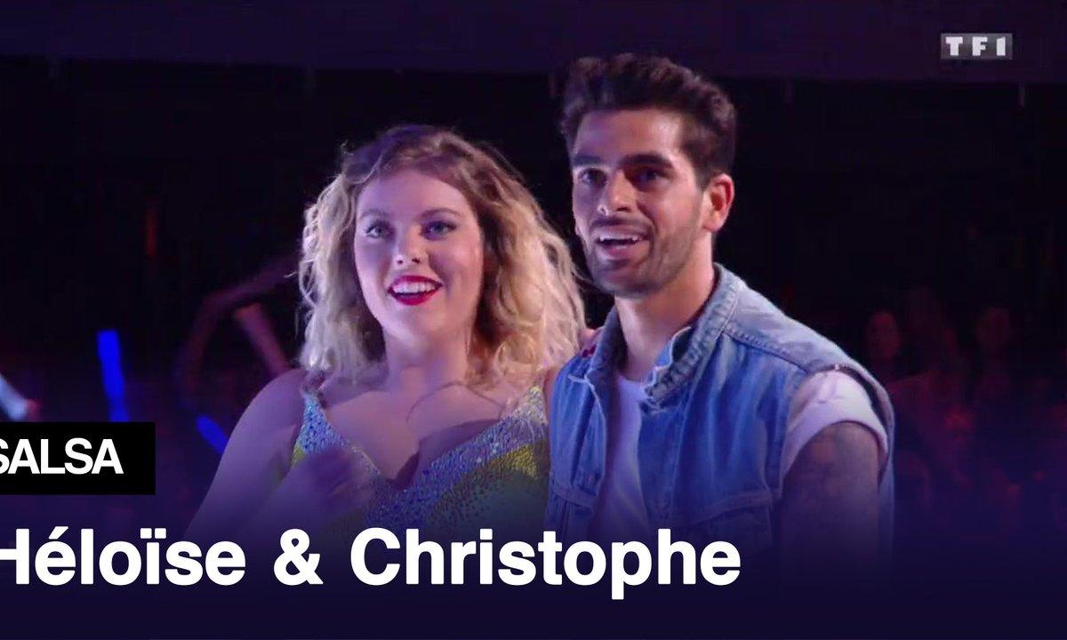Héloïse Martin et Christophe Licata l Spice up the world l Salsa