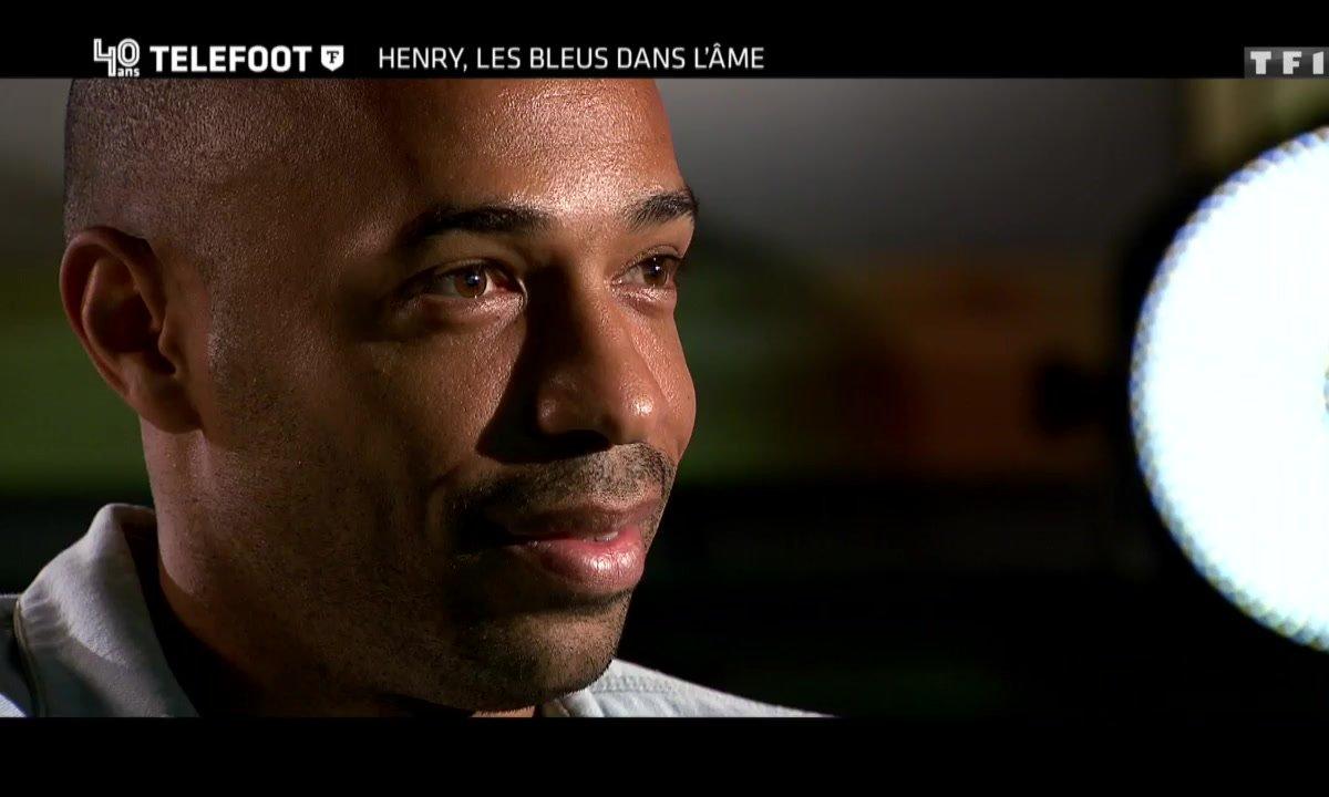 Henry, les Bleus dans l'âme