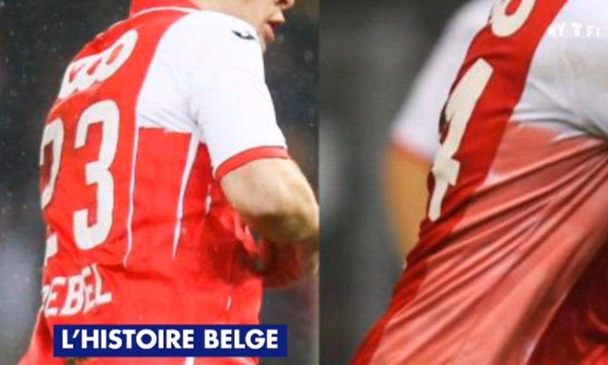 MyTELEFOOT - L'histoire Belge : des maillots étranges