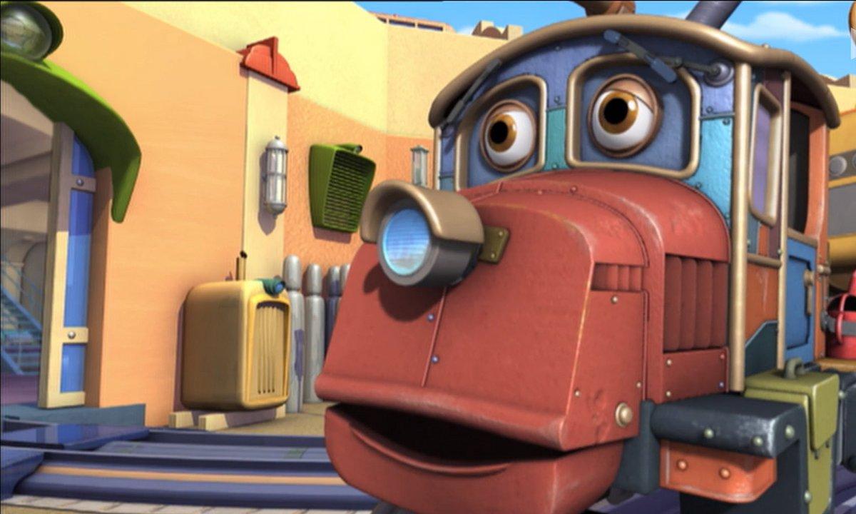 Chuggington - S01 E39 - Hodge la loco serviable