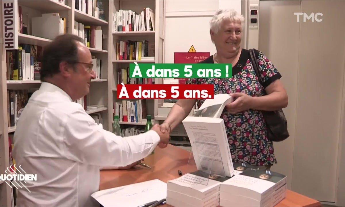Le Hollande (re)Tour avec Paul Larrouturou