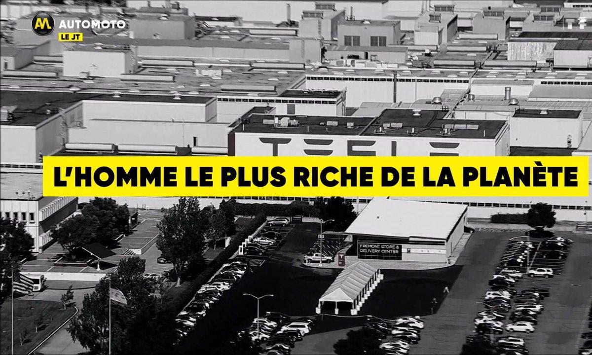 VIDEO - L'homme le plus riche de la planète