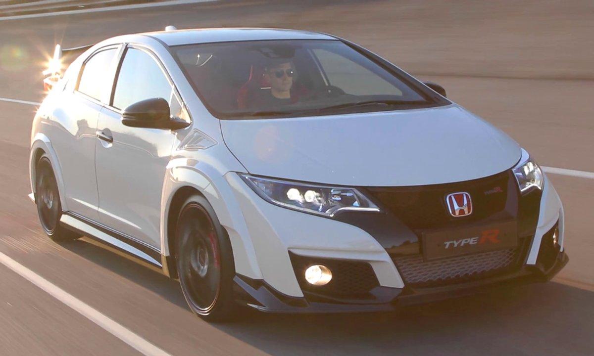 Honda Civic Type R 2015 : présentation officielle