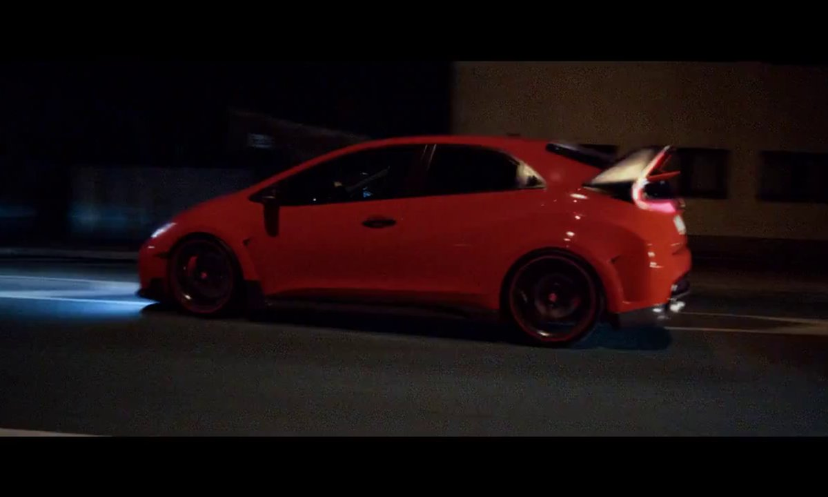 Honda Civic Type R 2015 : nouveau teaser officiel