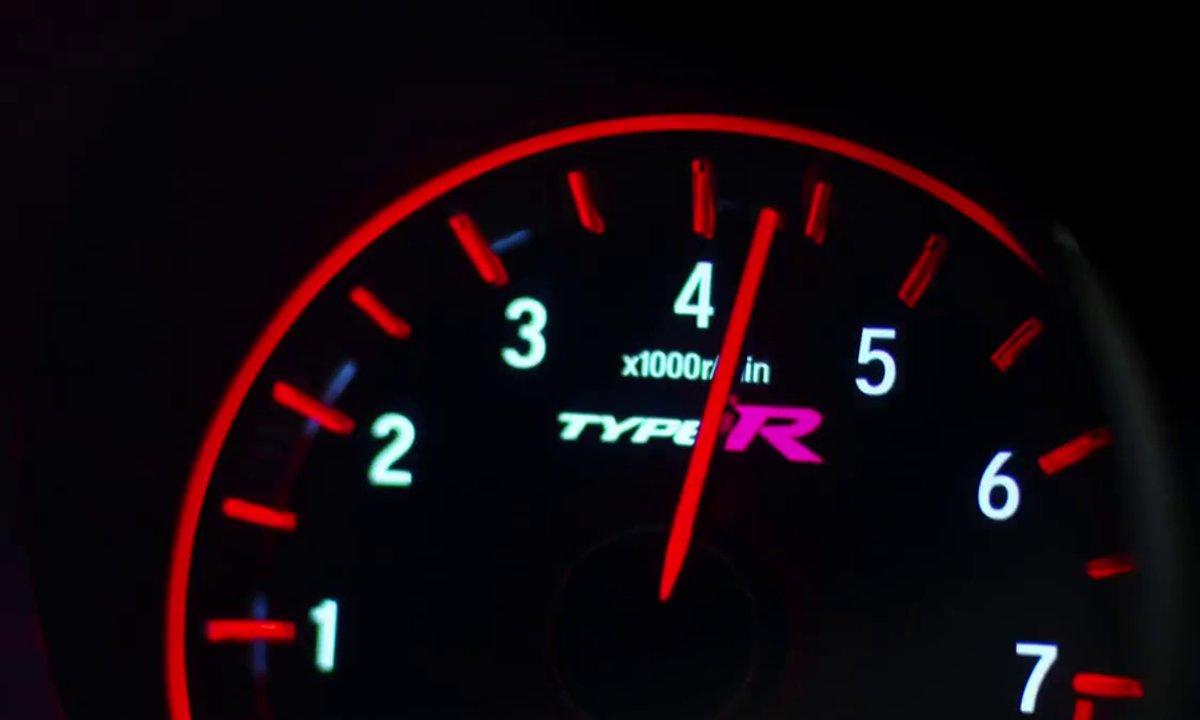 Honda Civic Type R 2015 : nouveau teaser officiel