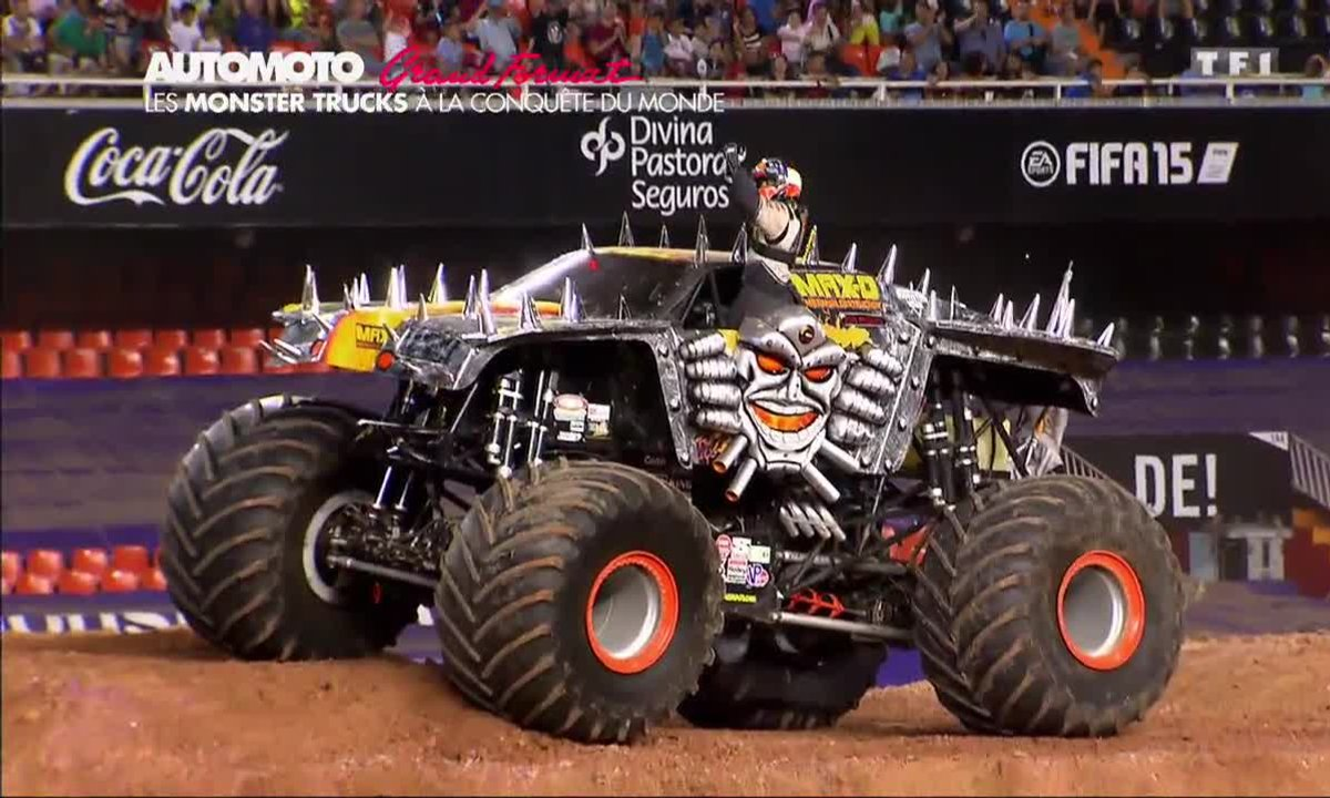 Grand Format : Les Monster Trucks à la conquête du monde