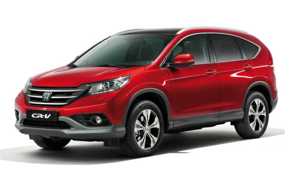 Nouveau Honda CR-V 2012 : plus de coffre, moins de consommation - Automoto | TF1