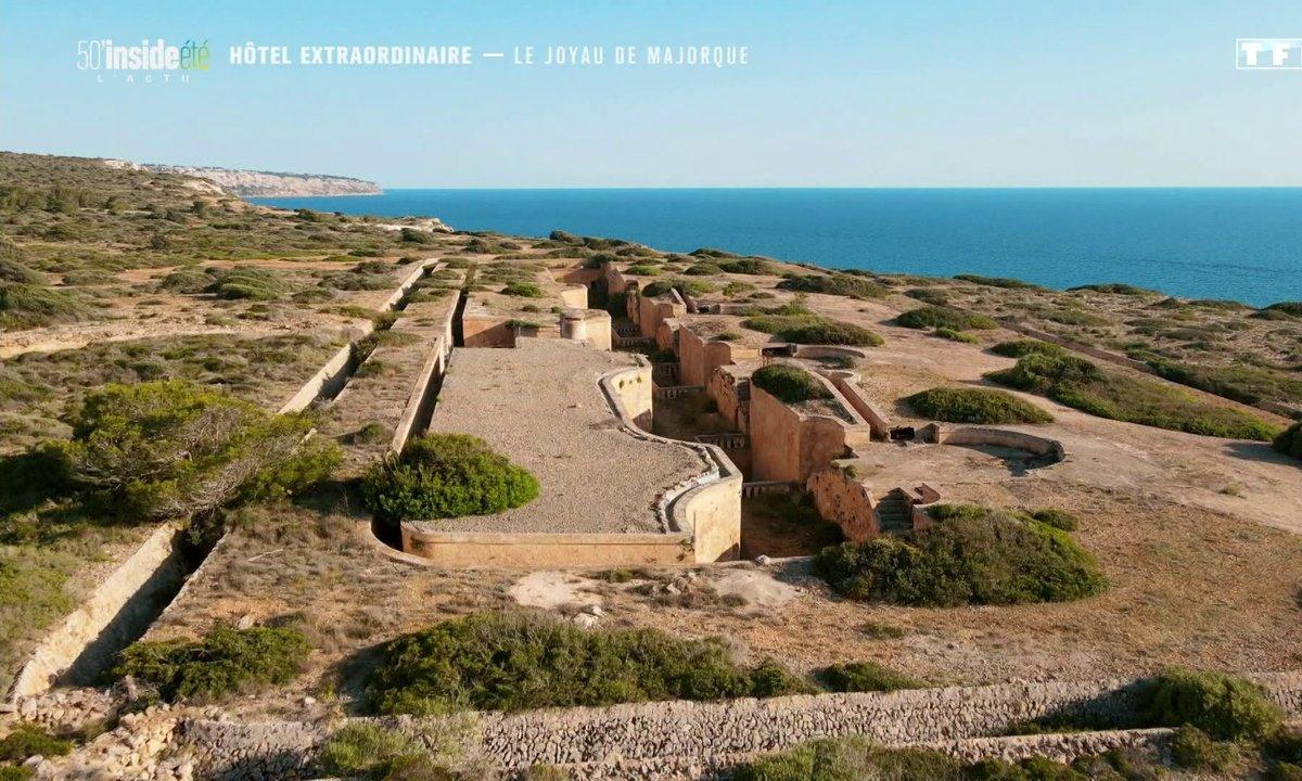 Hôtel extraordinaire : le joyau de Majorque
