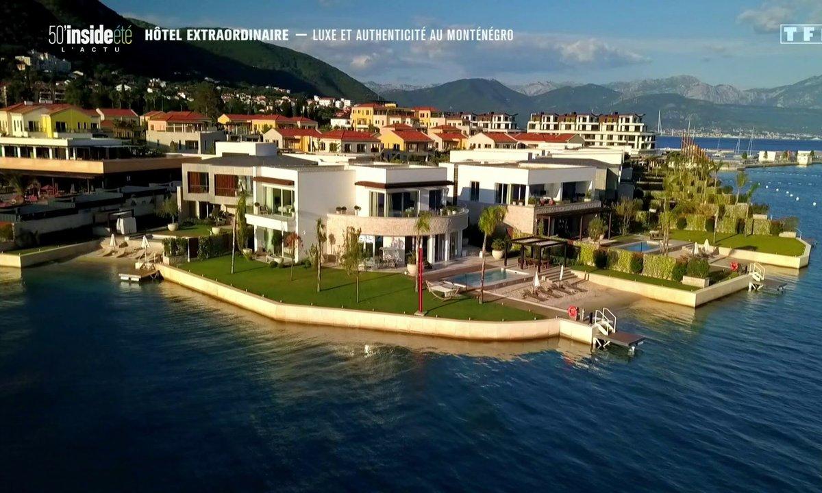 Hôtel extraordinaire : luxe et authenticité au Montenegro
