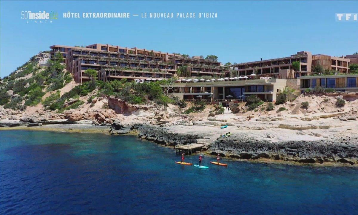 Hôtel extraordinaire : le nouveau palace d'Ibiza